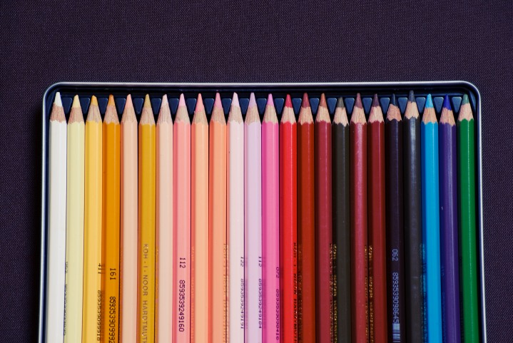 My Top 5 Must Have Colored Pencil Supplies!