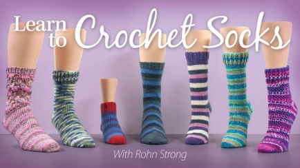 A New Facebook Group for Crochet Sock Addicts!
