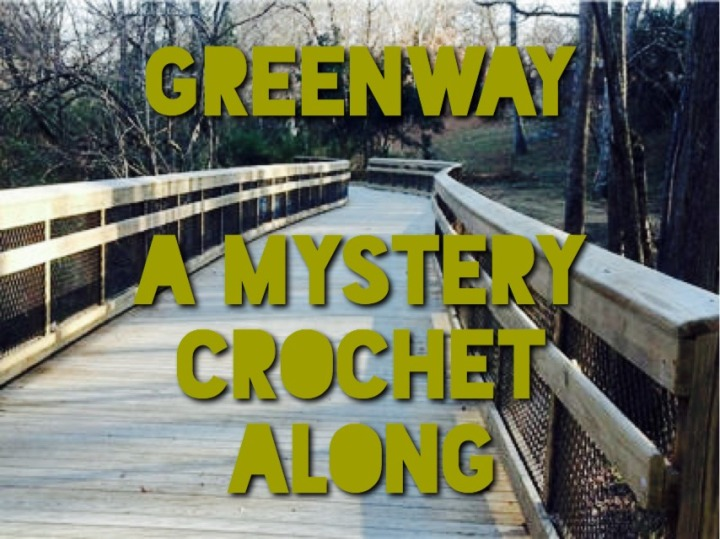A New Mystery Crochet Along