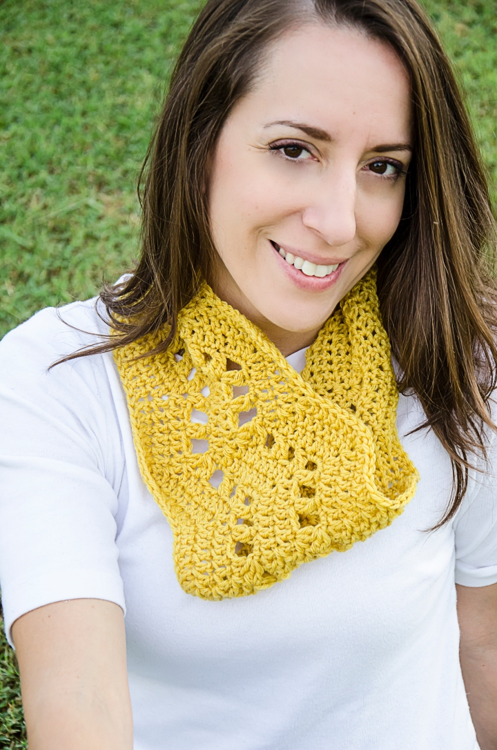 A Cowl for the Candy Lovers!