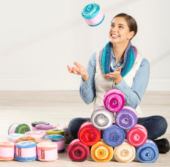 Premier Yarns Sweet Roll…Sweet Deal!