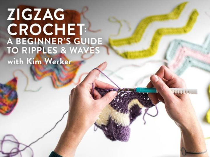ZigZag Crochet: A Craftsy Class Review