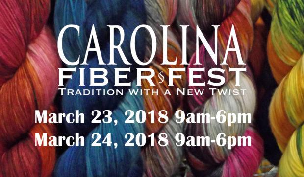 Carolina Fiber Fest WrapUp!