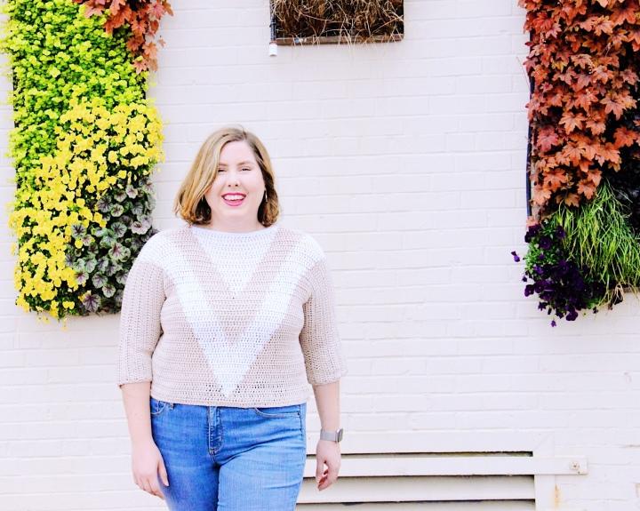 Cedar Island Sweater – Free CrochetPattern