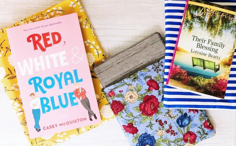 Easy Reader Book Sleeve – Free SewingPattern