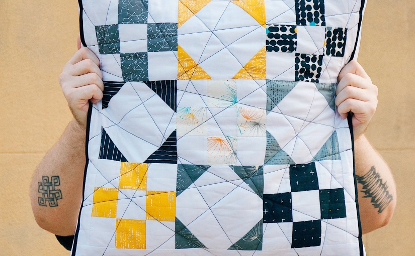 Mistletoe Magic is Here – Quilt BookReview