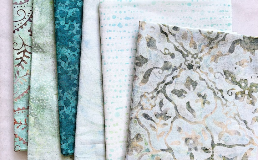 Top Tips for Sewing withBatiks!