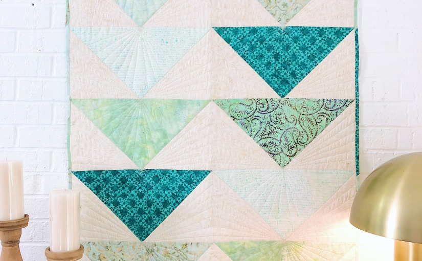 Flying South Quilt   Free Pattern and VideoTutorial