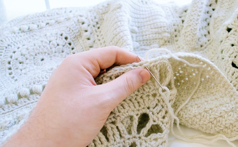 Traveling Afghan Square – Crochet Peaks and ValleySquare
